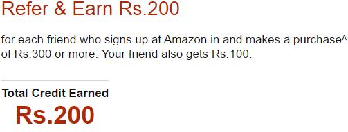 amazon referral