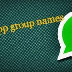 (200+) Whatsapp group names for friends,More 2018