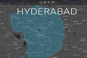 uber Hyderabad contact