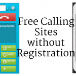 Best 10 Free Calling Sites without Registration 2018